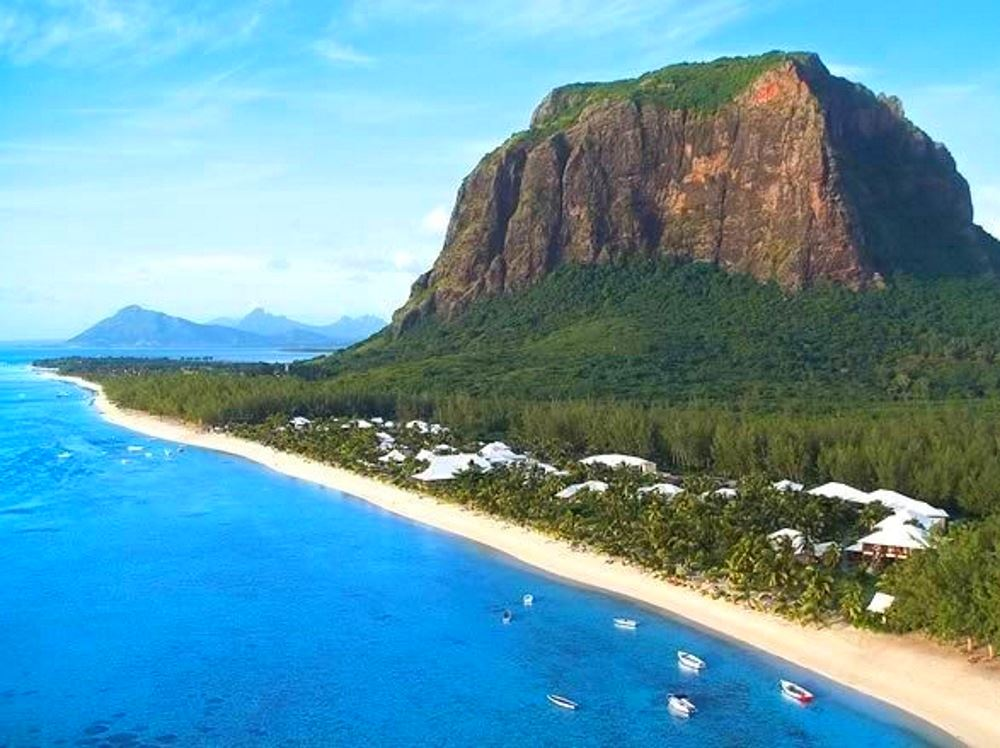Image result for le morne mauritius